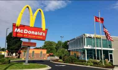 McDonalds Pronto
