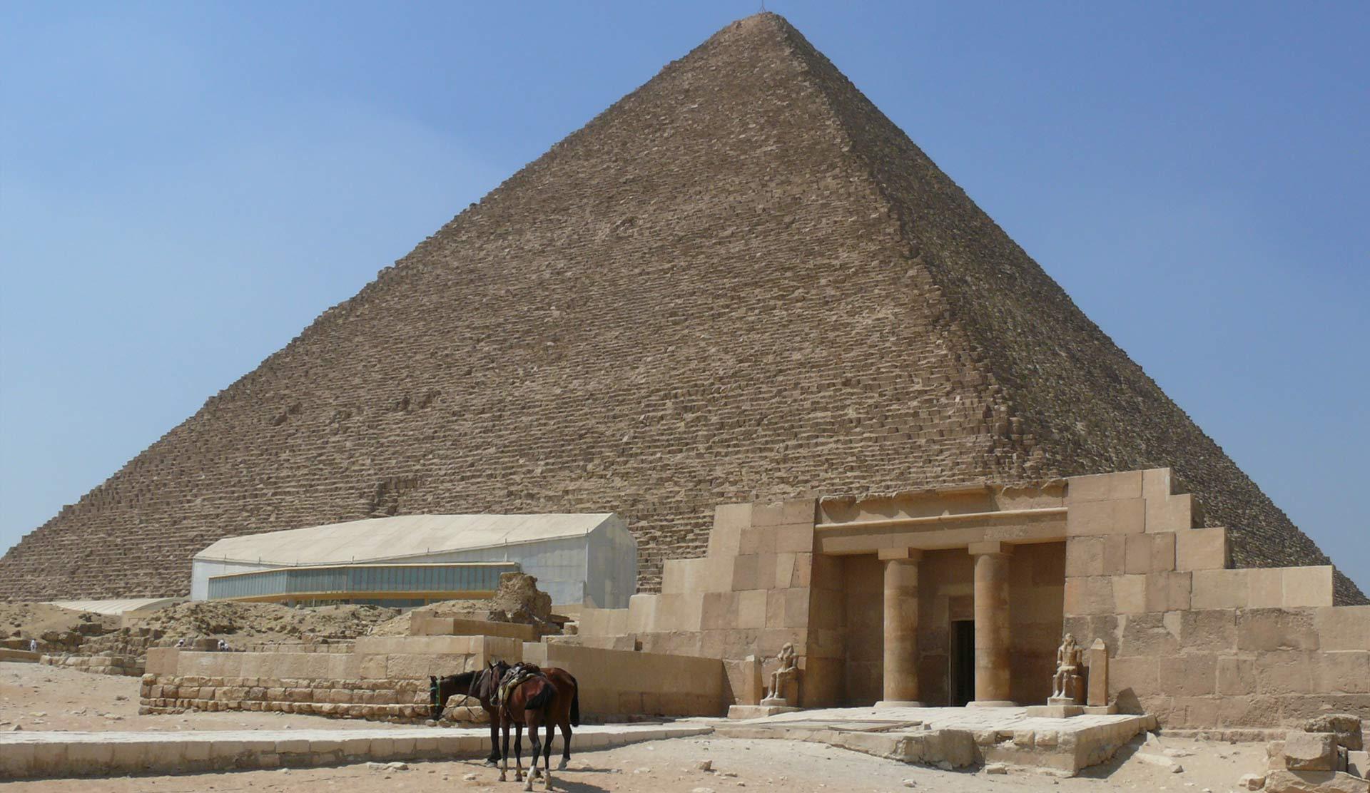 esquema de pirâmide