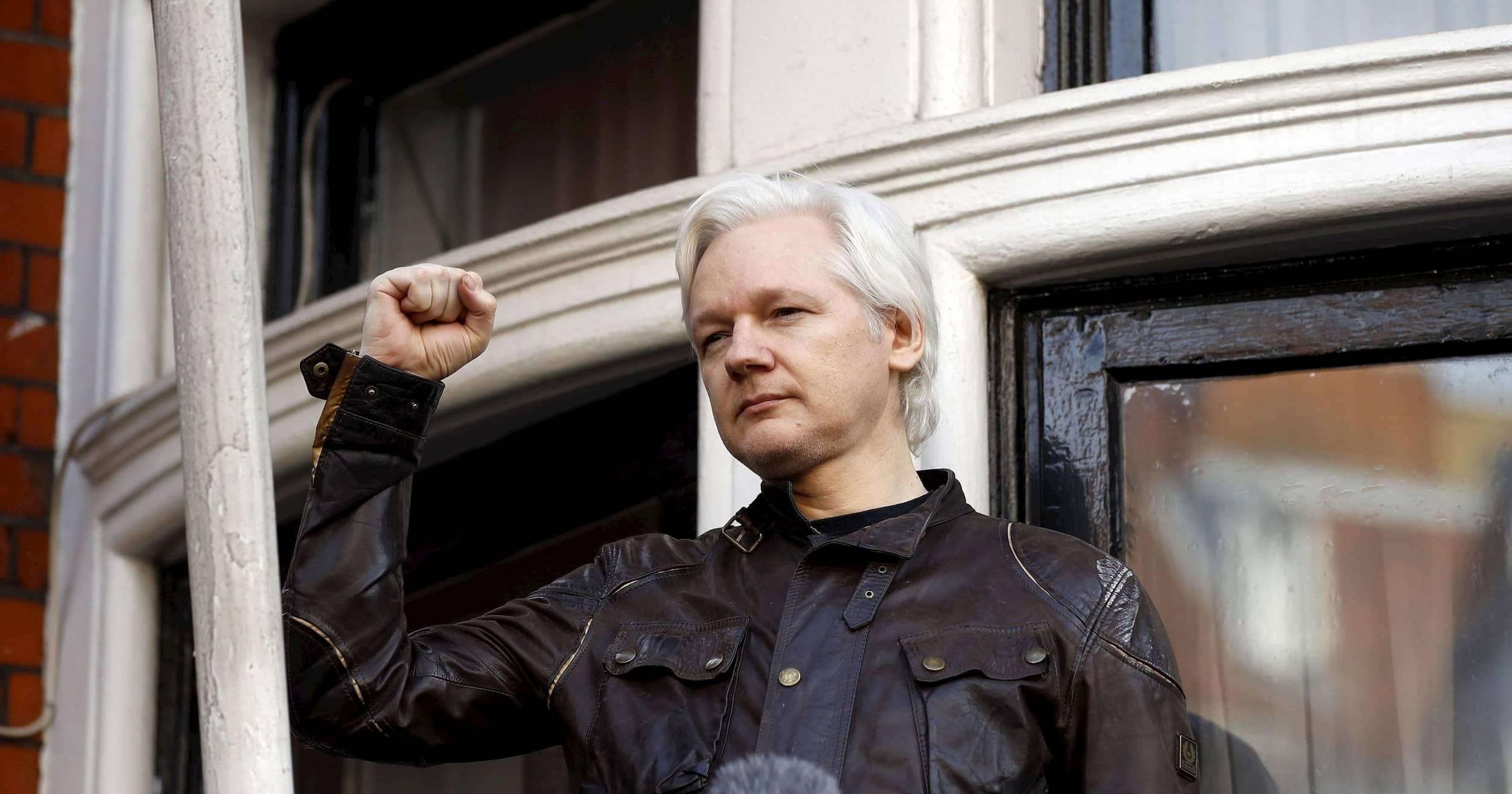 Assange e Bitcoin