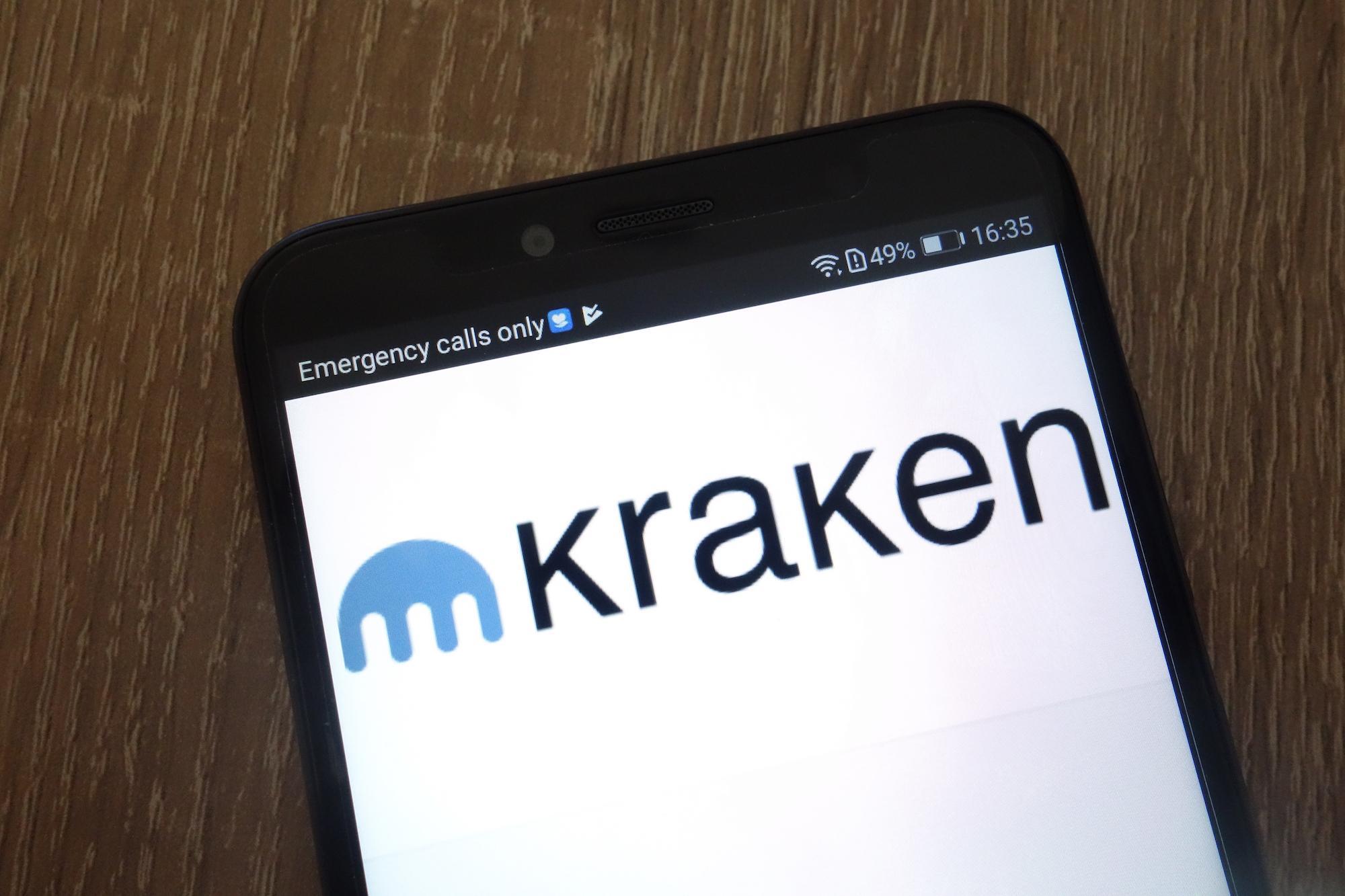 Kraken é processada por ex-funcionário