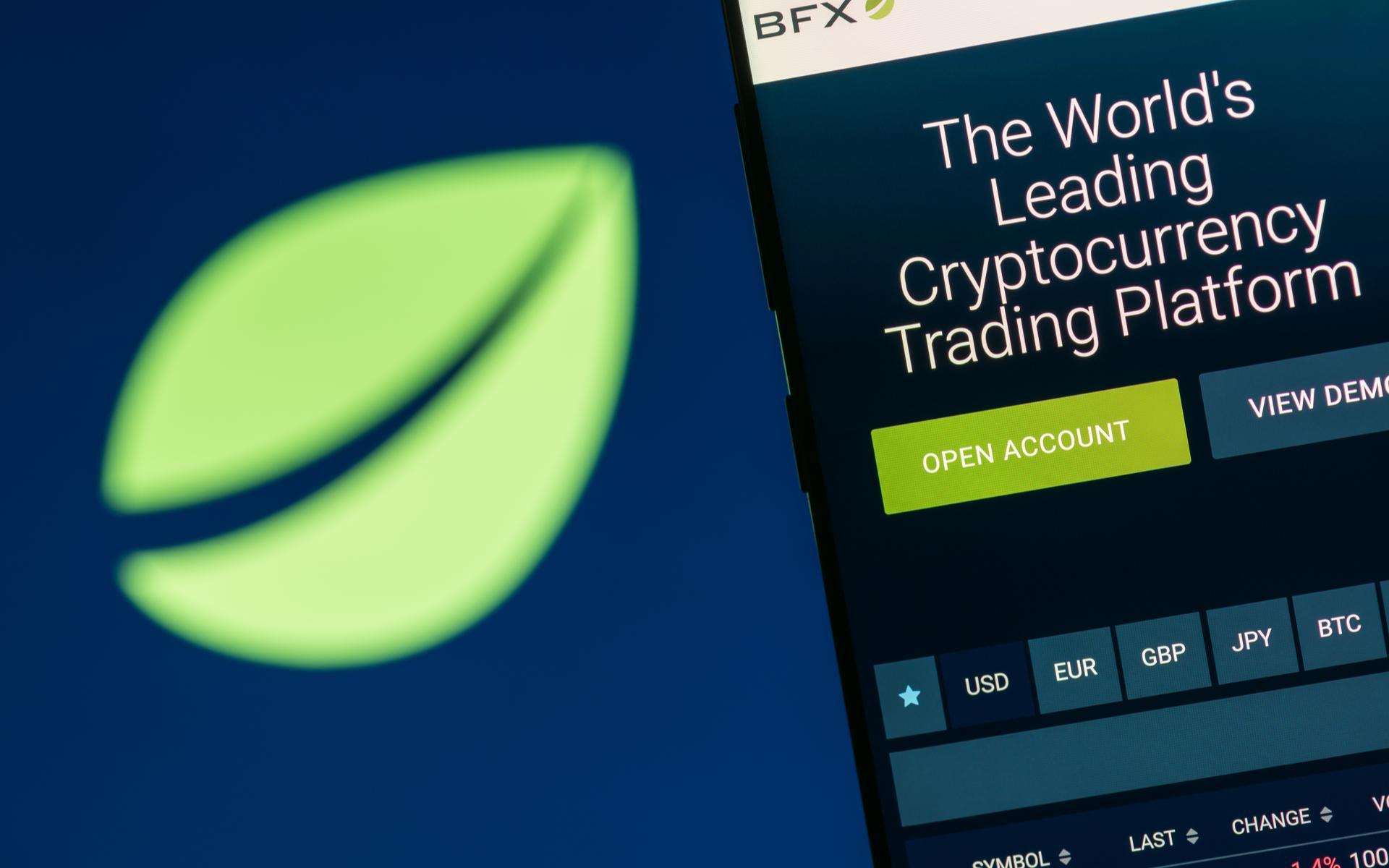 Bitfinex remove depósito mínimo de US$ 10.000