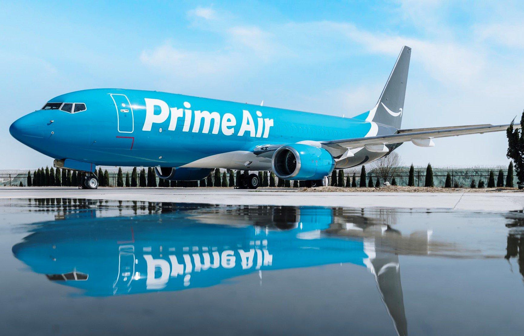 Amazon investindo em um aeroporto? O que vem por aí?