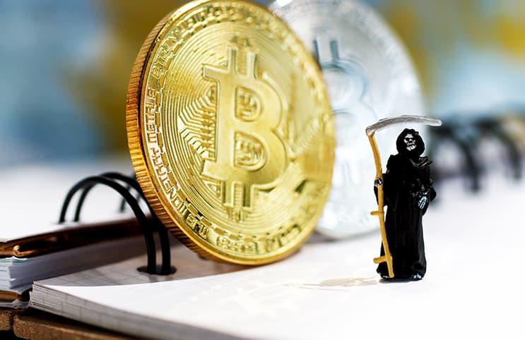 O que acontece com seus bitcoins depois que você morre? Herança com Bitcoin parte 1