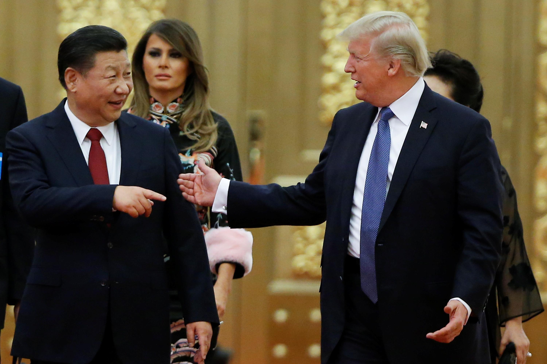 China desafia Trump e vai subir tarifas para produtos americanos