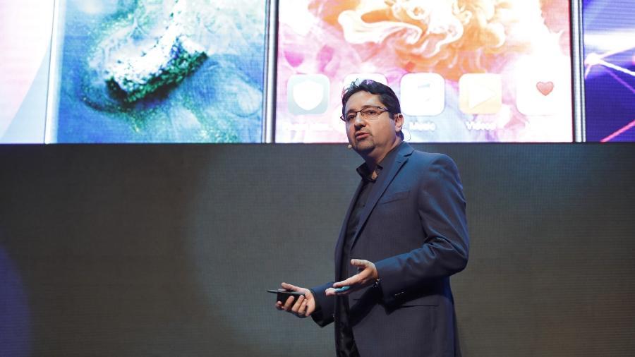 José Nascimento, diretor de vendas da Huawei no Brasil
