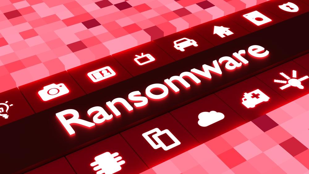 ransoware bitcoin