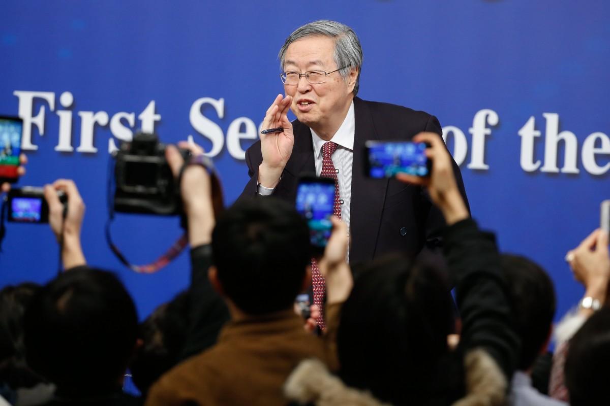 Zhou Xiaochuan Libra da China