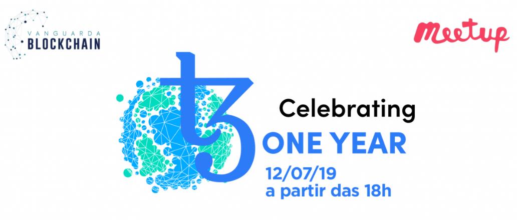 Evento de graça na PUC-Rio celebra 1 ano da Rede Tezos