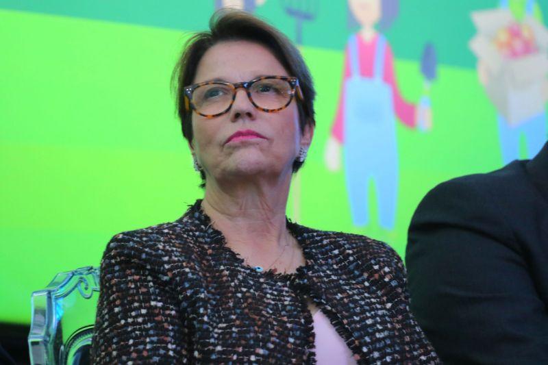 Europa tem receio da competitividade do Brasil, diz Ministra da Agricultura