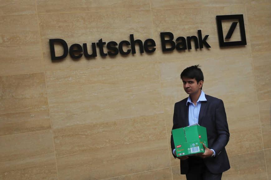 Crise à vista? HSBC, Deutsche,Citi estão demitindo em massa
