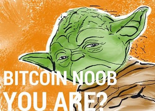 bitcoin noob