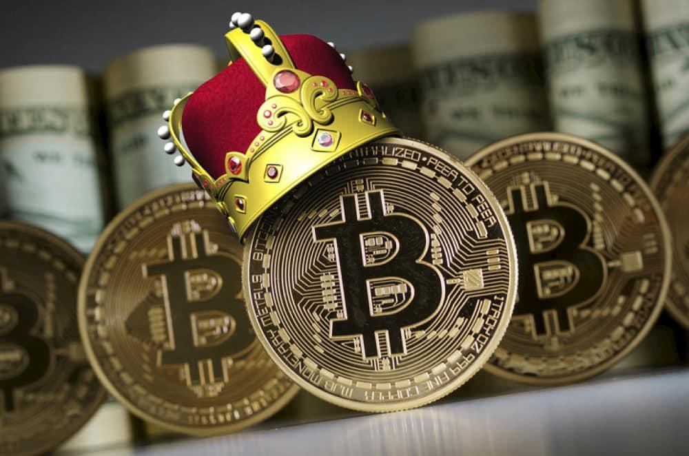 Dominância do Bitcoin está em 90%, dados revelam