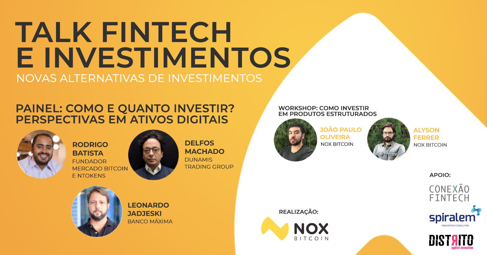 Evento em São Paulo vai ensinar como investir com derivativos de Bitcoin
