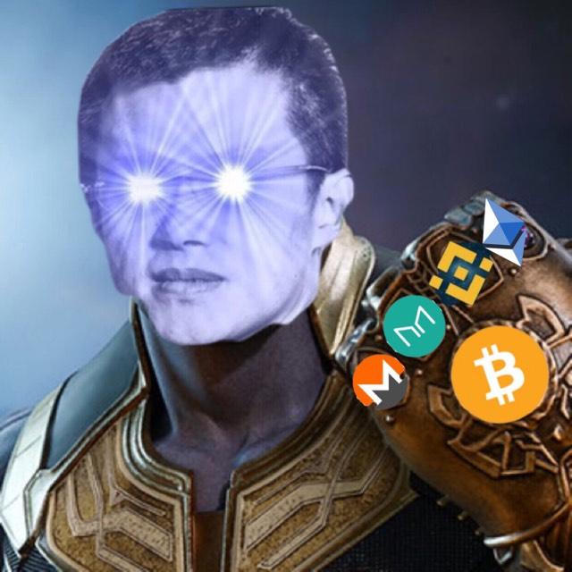 CEO da Binance Thanos
