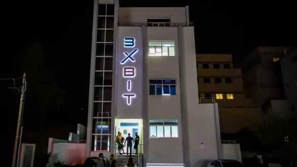 3xBit prédio