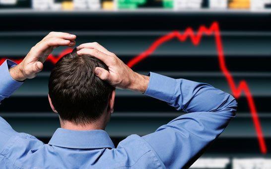 preço do Bitcoin caindo
