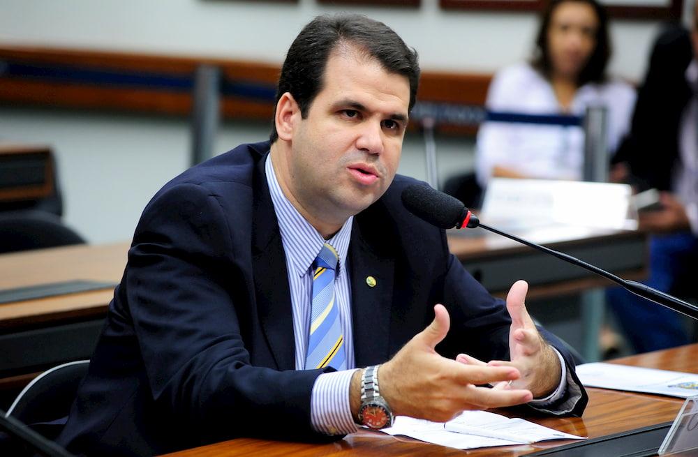 Deputado-Aureo CPI das criptomoedas