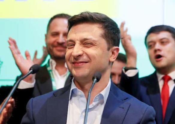 Ucrânia presidente bitcoin