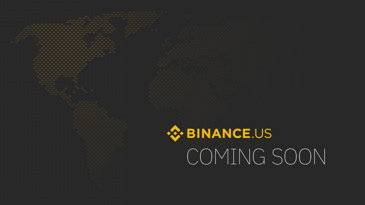 Binance US adiciona a 7ª moeda à sua plataforma
