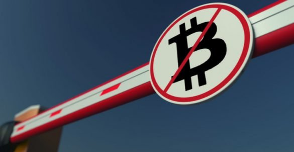Proibir Bitcoin Petro EUA catraca