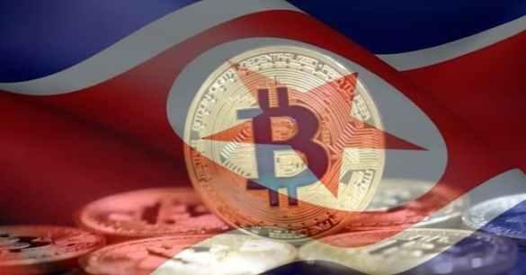Coreia do Norte bitcoin criptomoeda própria
