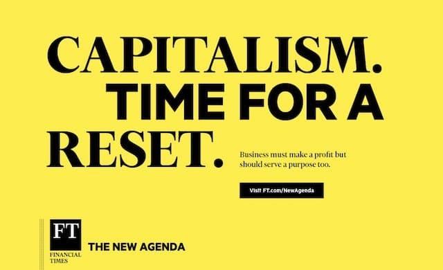 Financial Times lança a maior campanha de marca desde a crise de 2008