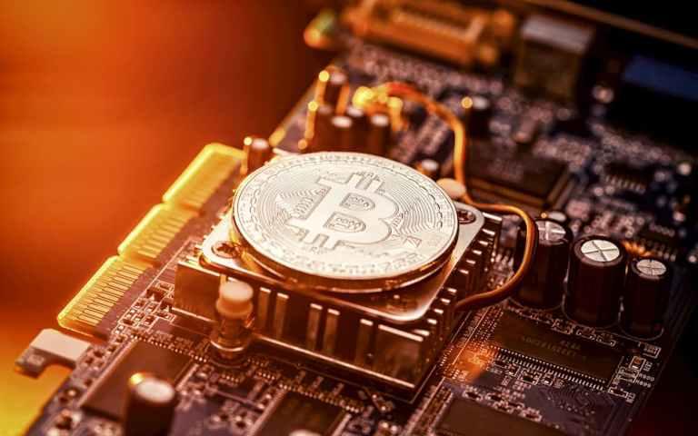Hash rate bitcoin centralização