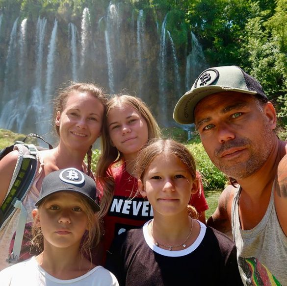 família Bitcoin