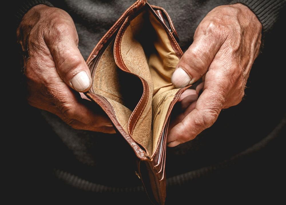 Bitcoin pobreza
