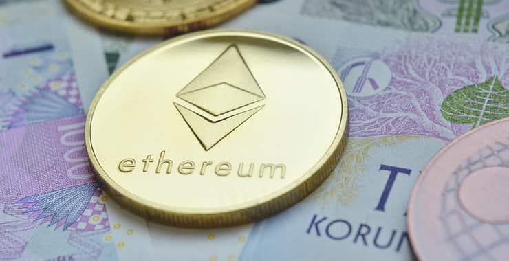 Ethereum é considerada commodity e pode ser negociada em contratos futuros