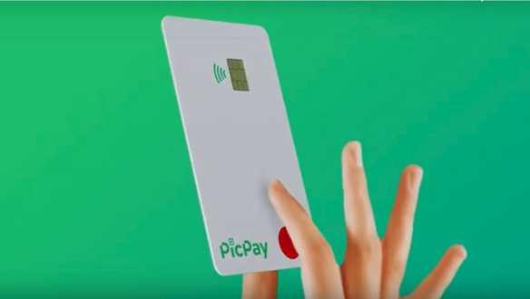 Pic Pay cartão de crédito