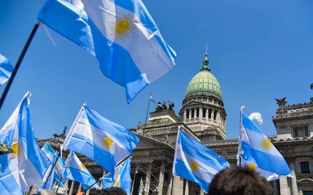 bandeiras da argentina bitcoin
