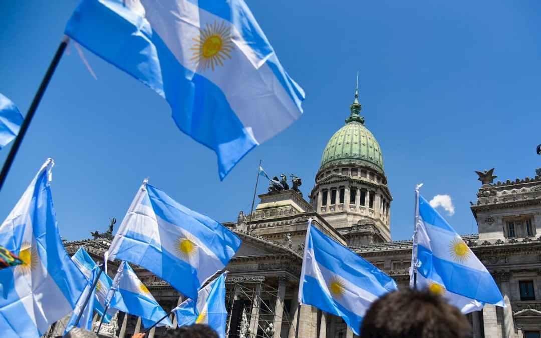 Compras de Bitcoin na Argentina batem recorde