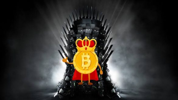 Bitcoin King
