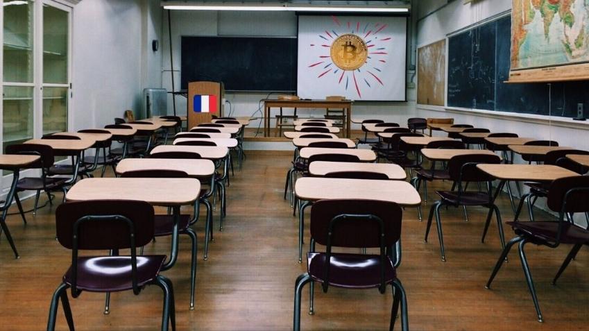 Ministério da Educação Francês lança Guia do Bitcoin para Educadores