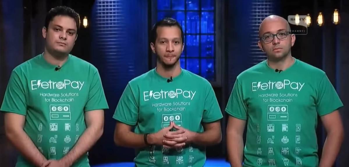 3xBit/Eletropay perde investimento de R$3,2 milhões do Shark Tank