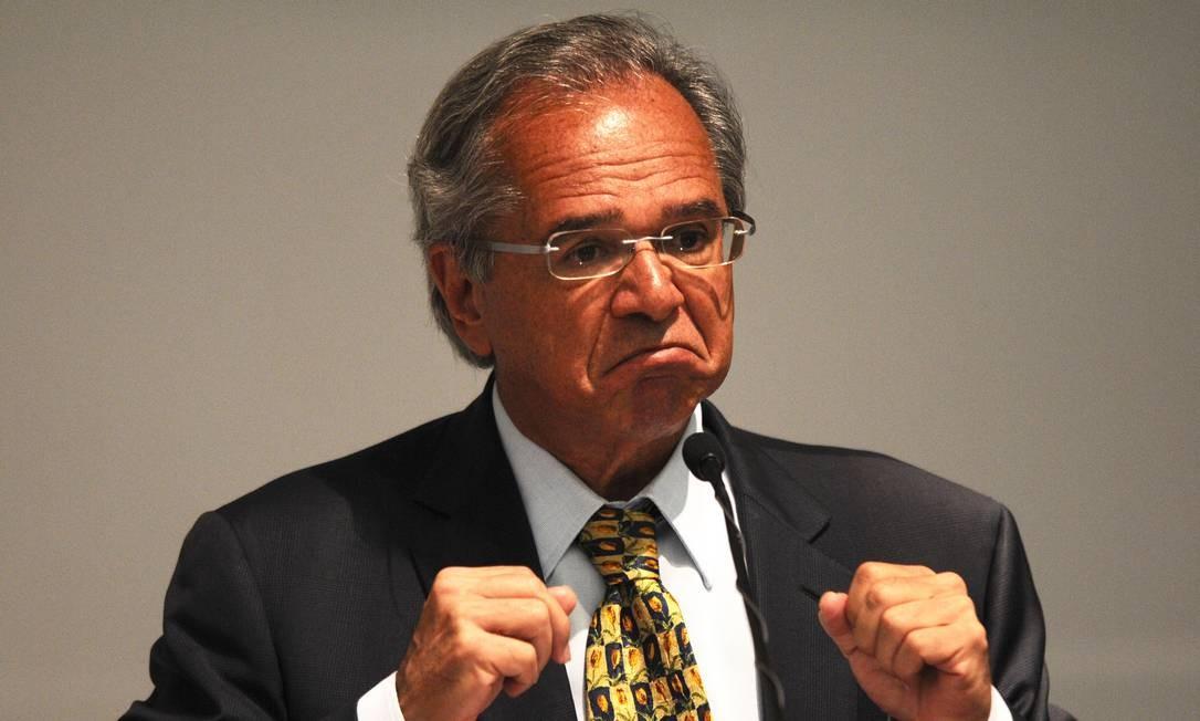 Nova taxação sobre lucros e dividendos tem apoio de Paulo Guedes
