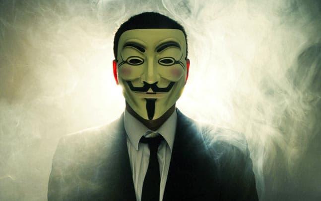 Anonymous doa US$ 75 milhões em Bitcoin para startups que protegem o anonimato online
