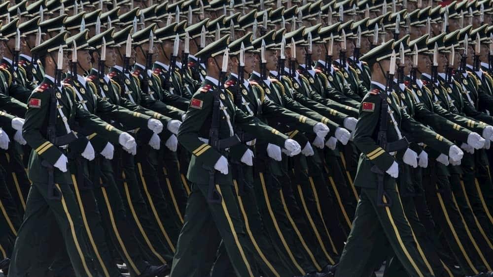 Maior exército do mundo poderá ser recompensado em criptomoeda