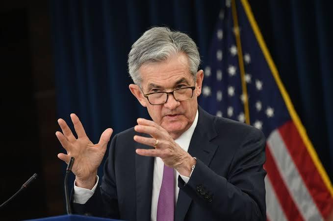 Jerome Powell, presidente do Fed, diz que dívida americana está insustentável