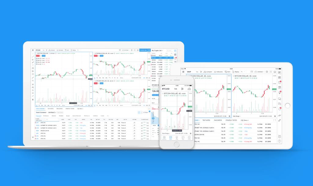 Tradingview diagramos