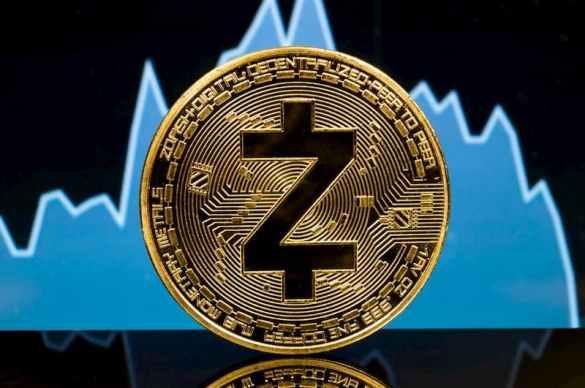 Zcash apresenta queda absurda