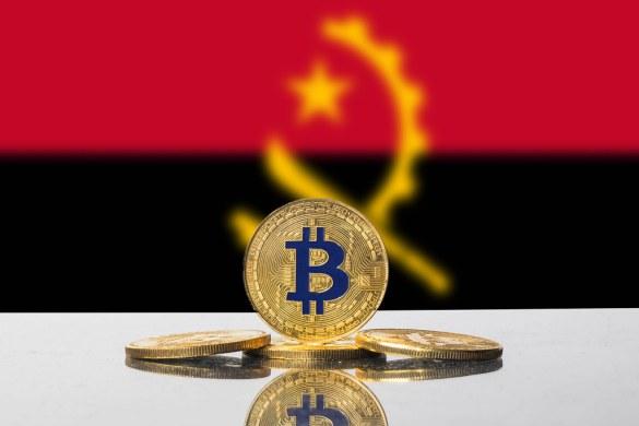 Bitcoin na Angola