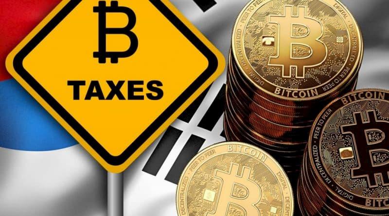 Coréia do Sul vai tributar ganhos de capital com Bitcoin a partir de 2020