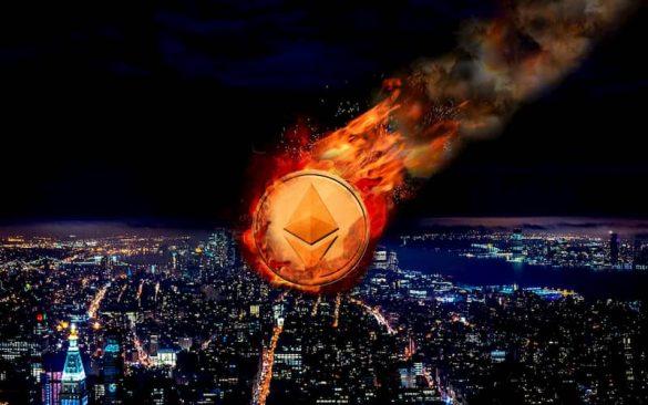Ethereum dump meteoro