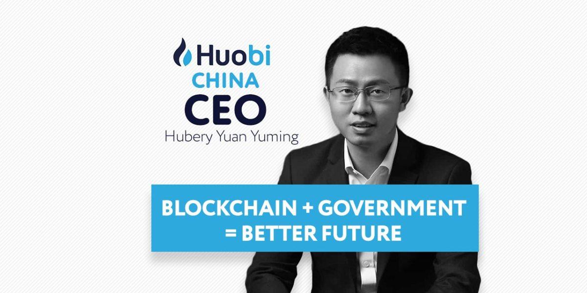Huobi se junta ao governo chinês para criar blockchain estatal