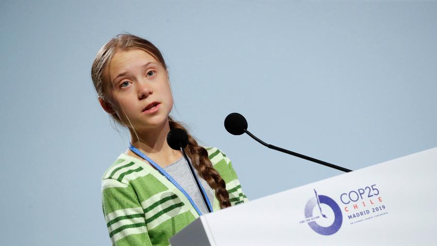 Milionário das criptomoedas doará US$1 milhão para Greta Thunberg