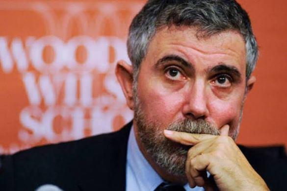 Paul Krugman vira alvo de golpistas no email e de piadas no twitter
