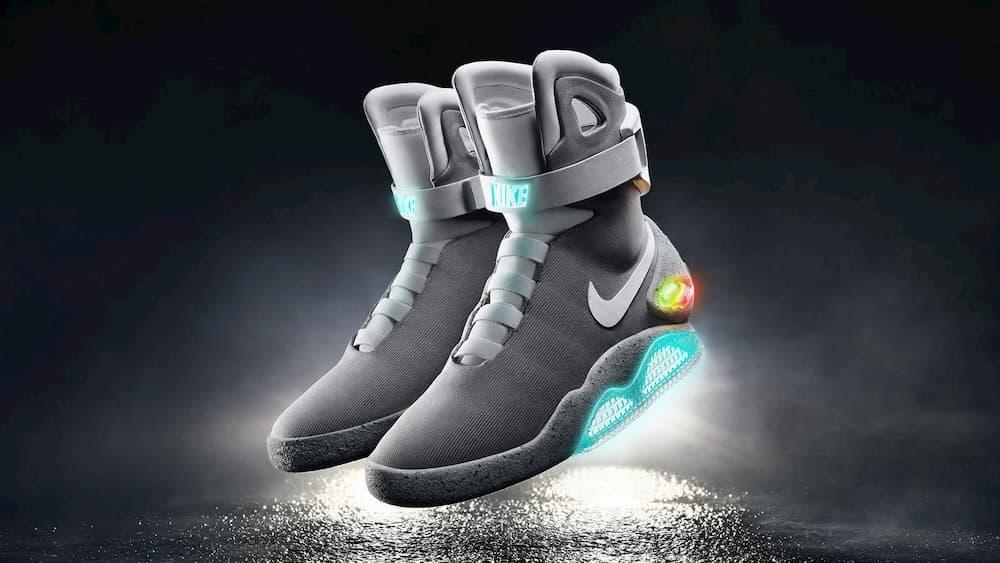 Nike recebe patente para tênis tokenizado