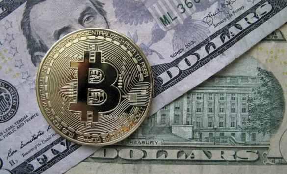 O sistema monetário atual tem uma alternativa, Bitcoin por cima do dólar